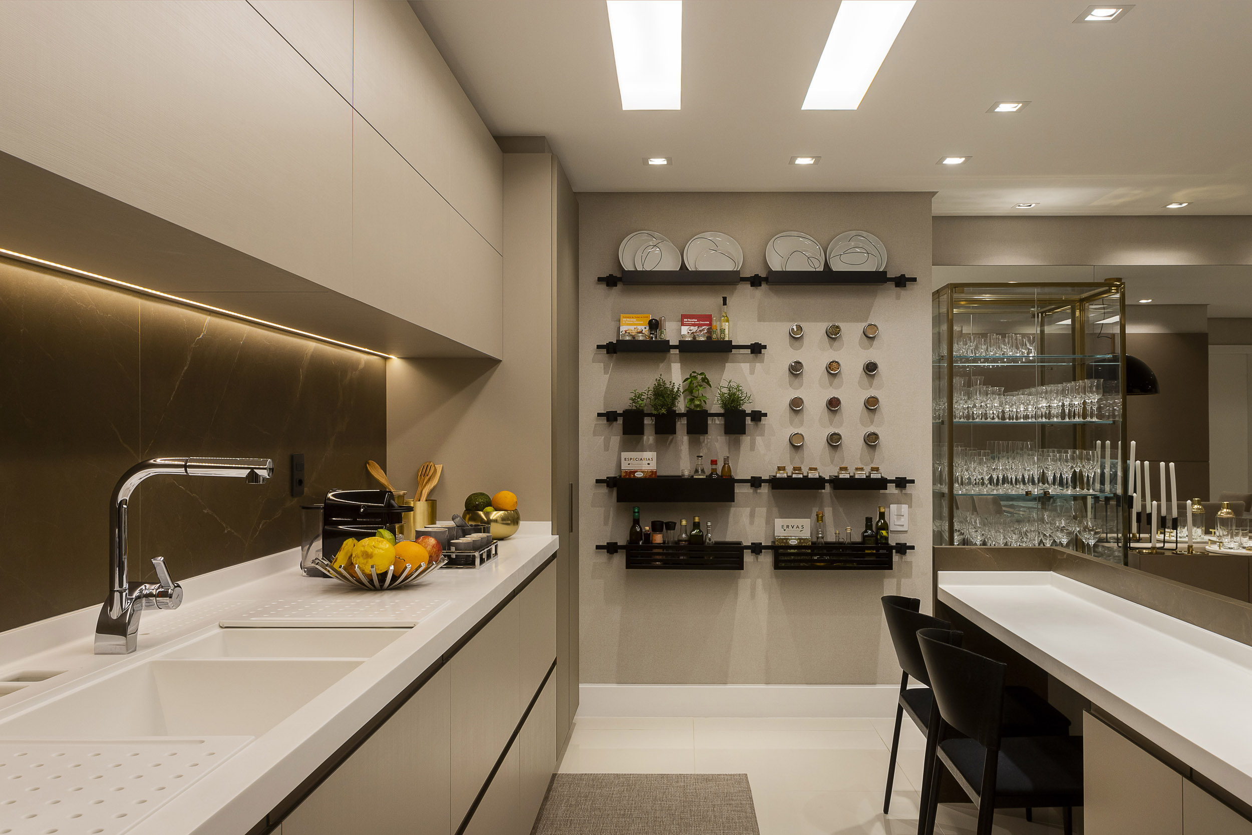 WOK ML - Cozinha